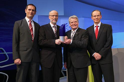 Preisträger Deutscher Zukunftspreis 2012